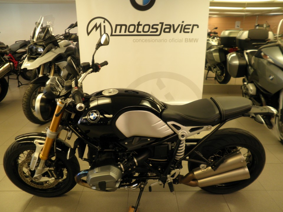 bmw r nine t 1200 motosjaviermotosjavier. Black Bedroom Furniture Sets. Home Design Ideas