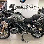 BMW R1200GS 2018 Marron chocolate (1)