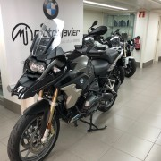 BMW R1200GS 2018 Marron chocolate (2)