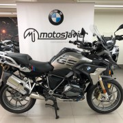 BMW R1200GS 2018 Marron chocolate (6)