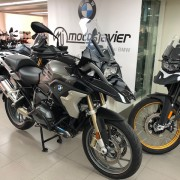 BMW R1200GS 2018 Marron chocolate (7)