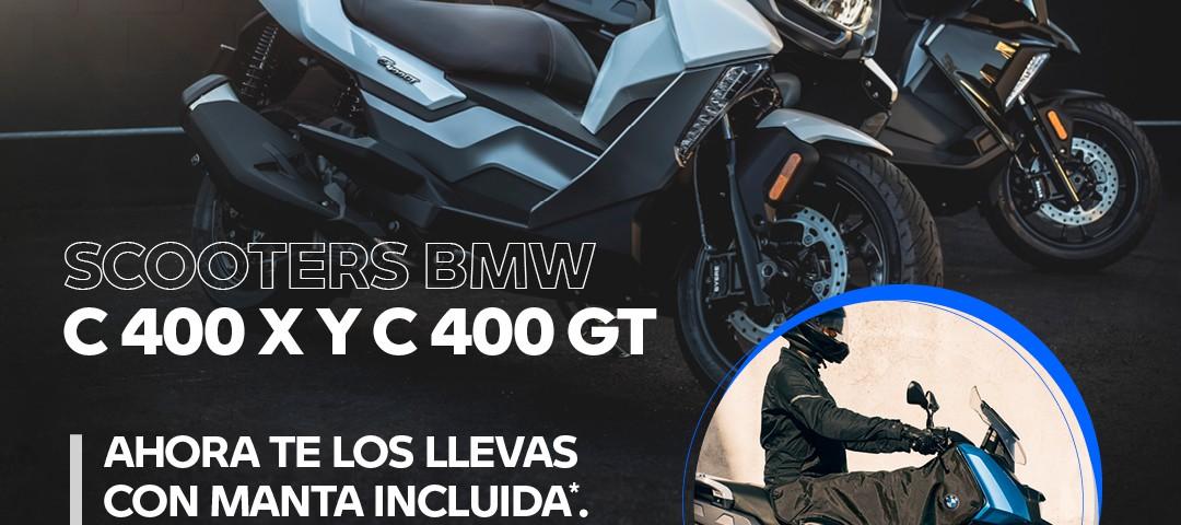 BMW20_RRSS CONCES_C400X+GT+MANTA REGALO
